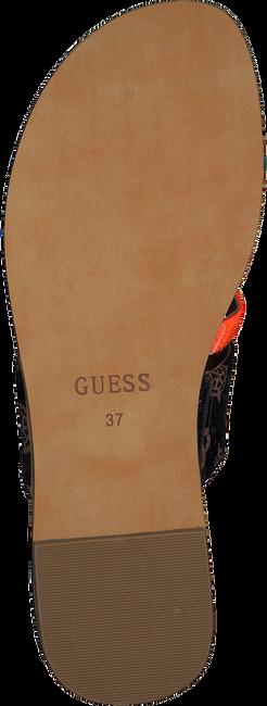 Braune GUESS Pantolette GENERA  - large