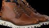 Cognacfarbene GAASTRA Ankle Boots IBERIAN MID TMB - small