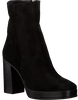Schwarze VERTON Stiefeletten 668010  - small