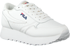white FILA shoe ORBIT ZEPPA L WMN  - small