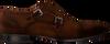 Cognacfarbene GREVE Business Schuhe MAGNUM  - small