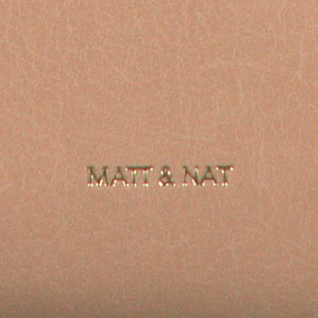 Beige MATT & NAT Umhängetasche ONRA SHOULDERBAG  - large