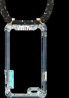 Schwarze KASCHA-C Handy-Schutzhülle PHONECORD IPHONE 7+/8+  - medium