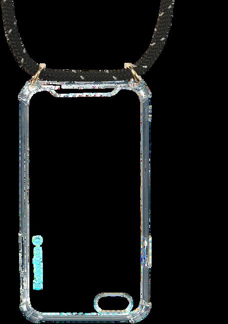 Schwarze KASCHA-C Handy-Schutzhülle PHONECORD IPHONE 7+/8+  - large
