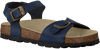 Blaue BRAQEEZ Sandalen SAM SPAIN  - small