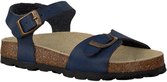 Blaue BRAQEEZ Sandalen SAM SPAIN  - large