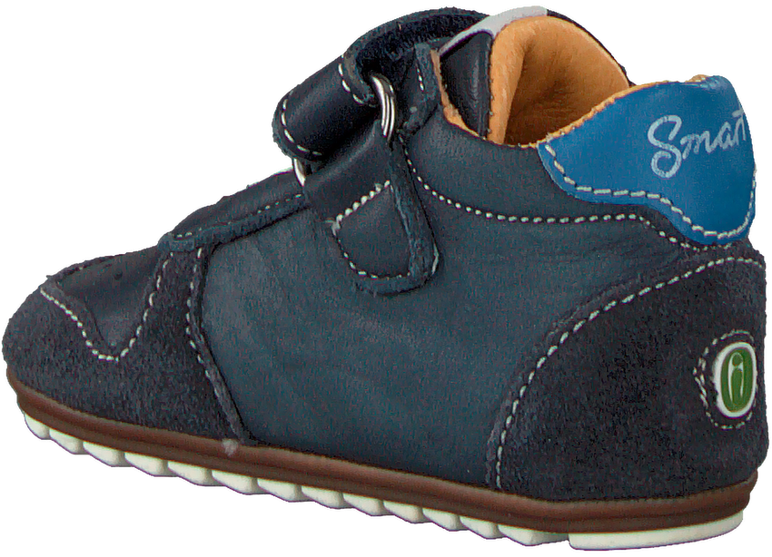 Blaue SHOESME Babyschuhe BP9S008 - larger
