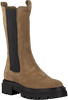 Beige NOTRE-V Chelsea Boots 01-611  - small