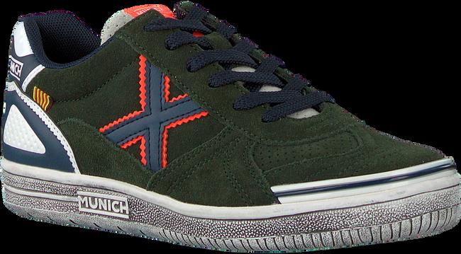 Grüne MUNICH Sneaker low G3 LACE  - large