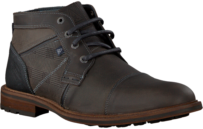 Graue GAASTRA Schnürboots CREW MID CHAPA  - large