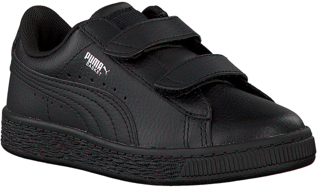 Schwarze PUMA Sneaker BASKET CLASSIC LFS - large