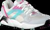 Graue PUMA Sneaker R698 KIDS - small