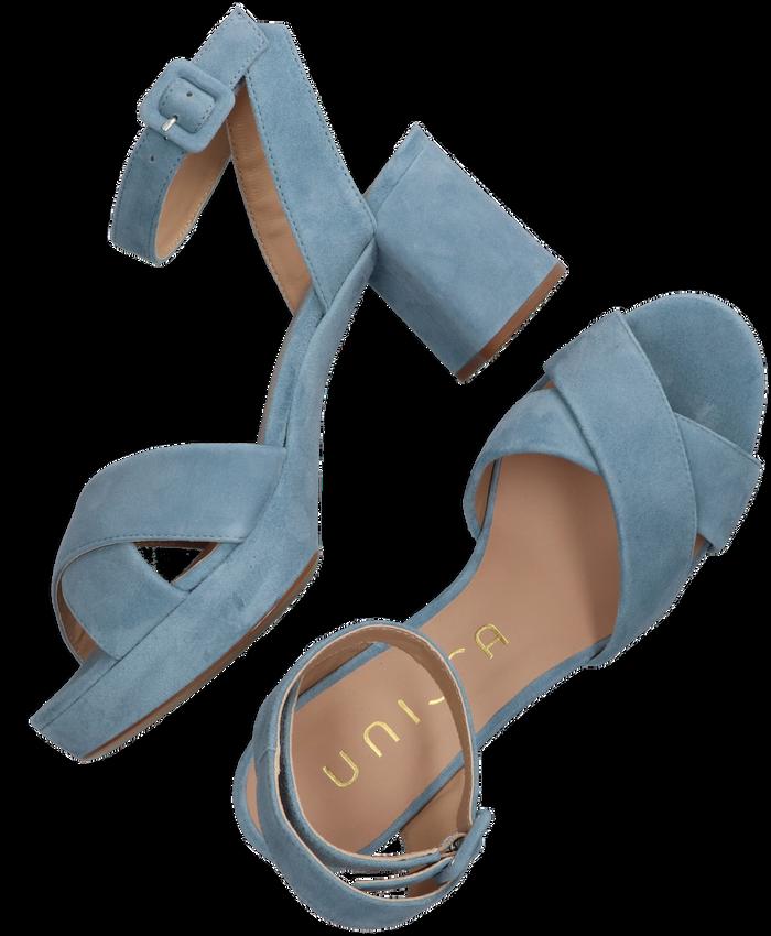 Blaue UNISA Sandalen NOVILLA  - larger