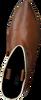 Cognacfarbene DEABUSED Stiefeletten 6010  - small