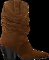 Cognacfarbene TORAL Hohe Stiefel 12558  - medium