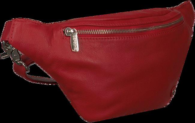 Rote DEPECHE Gürteltasche BUM BAG 12556  - large