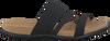 Schwarze GABOR Zehentrenner 702 - small