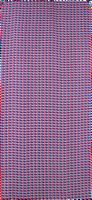 Blaue TOMMY HILFIGER Schal TH CUBE  - medium