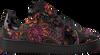 Schwarze TANGO Sneaker MANDY 1 - small