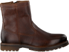 Cognacfarbene OMODA Ankle Boots 530068  - small