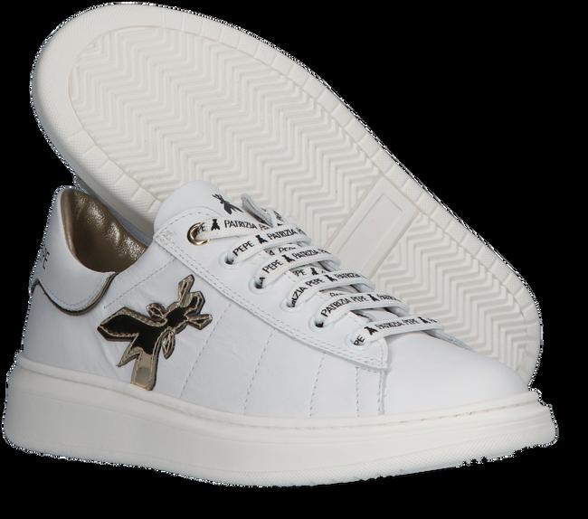 Weiße PATRIZIA PEPE Sneaker low PPJ51  - large