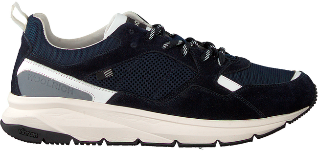 Blaue WOOLRICH Sneaker low TRAIL RUNNER MAN  - large