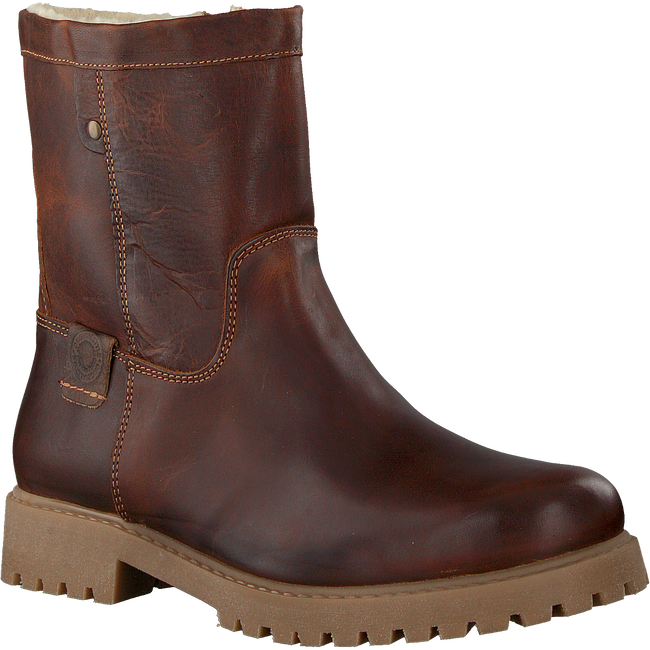 Braune BULLBOXER Ankle Boots ALL519  - large