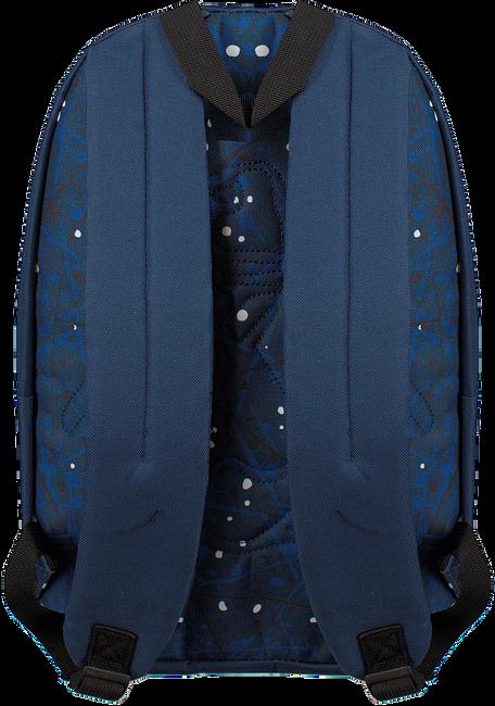 Blaue ORIGINAL PENGUIN Rucksack CHATHAM SCRIBBLE BACKPACK - large