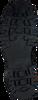 Schwarze APPLES & PEARS Schnürboots 7936  - small