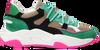 Grüne VINGINO Sneaker low JOY  - small
