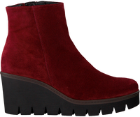 Rote GABOR Stiefeletten 780.1  - medium
