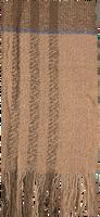 Braune NOTRE-V Schal AMIR  - medium
