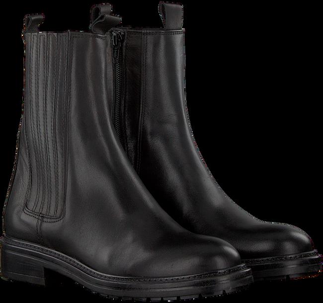 Schwarze VERTON Chelsea Boots 01-419  - large
