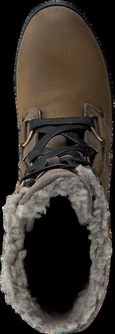 Braune SOREL Ankle Boots EMILIE LACE - large
