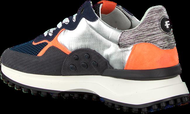Silberne FLORIS VAN BOMMEL Sneaker low 16301  - large