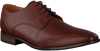 Cognacfarbene VAN LIER Business Schuhe 1954500  - small