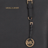 Schwarze MICHAEL KORS Shopper T Z TOTE - small
