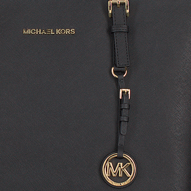 Schwarze MICHAEL KORS Shopper T Z TOTE - large