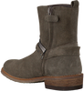 Graue CLIC! Langschaftstiefel 9246 - small