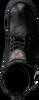 Schwarze SUPERTRASH Schnürstiefel DUTY BOOT - small