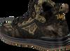 Schwarze VINGINO Sneaker ELORA MID - small