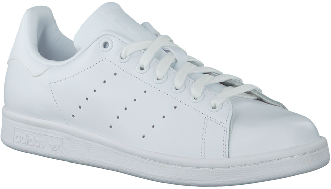 Weiße ADIDAS Sneaker STAN SMITH HEREN - large