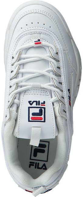 Weiße FILA Sneaker 1010567 DISRUPTOR KDS - large
