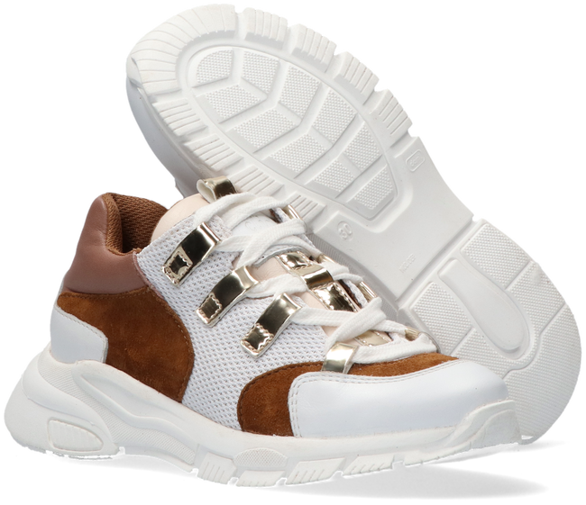 Weiße CLIC! Sneaker low CL-9855  - large