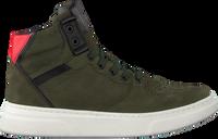 Grüne HIP Sneaker high H1969  - medium