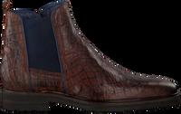 Cognacfarbene OMODA Chelsea Boots 36597 - medium