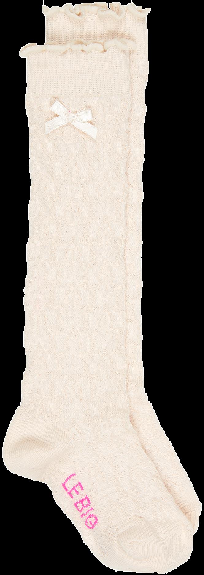 Beige LE BIG Socken MIMI KNEE HIGH uZK6A