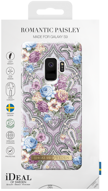 IDEAL OF SWEDEN Handy-Schutzhülle FASHION CASE GALAXY S9 - large
