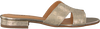 Goldfarbene NOTRE-V Pantolette 2213  - small