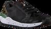 Schwarze SHOESME Sneaker ST9W033  - small